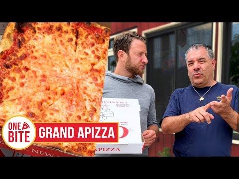Barstool Pizza Review- Grand Apizza Shoreline (Clinton, CT)
