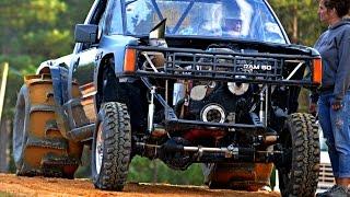 Mopar madness Diesel Dirt Drags Newtown Dragway