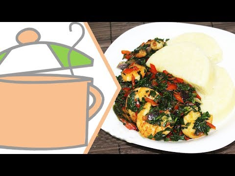 Vegetable and Shrimp Sauce | All Nigerian Recipes