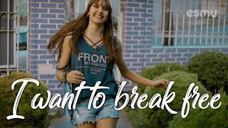 Queen - I Want to Break Free (cover by Alexia Quero)