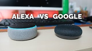 Amazon Echo vs Google Home | ¿Cuál es mejor?