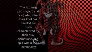 The Dark Fool Archetype