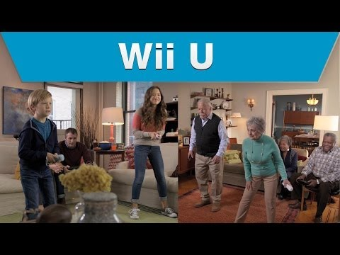Wii U - Wii Sports Club Launch Trailer thumbnail
