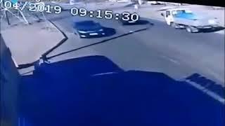 В Улан-Удэ разыскивается водитель сбивший девушку.