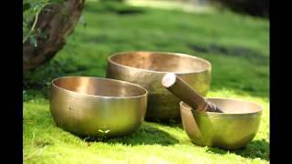 3 Hours Long Tibetan Singing Bowl l Meditation Chakra Healing | Tone G# Music | Throat Chakra