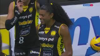 Superliga 2018/19 - Dentil/Praia Clube X SESC-RJ - 15.3.2019