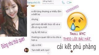 126NET Team || TROLL NYC bằng lời bài hát Đừng Như Thói Quen - Hongkong1