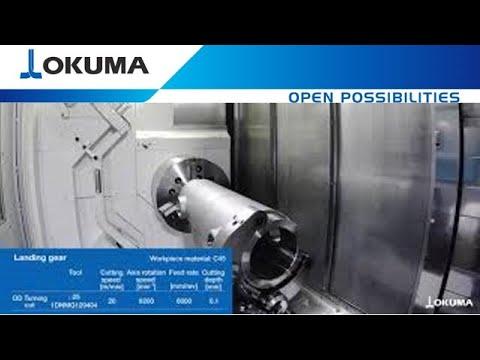 Multi Tasking Machine MULTUS U4000 1SW1500 - New Compact H1 turret
