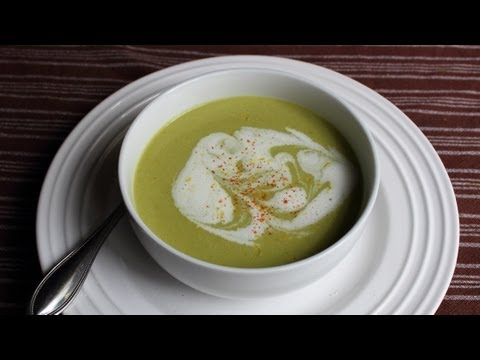 Cream of Asparagus Soup – Easy Asparagus Soup Recipe