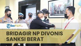 Brigadir NP yang Banting Mahasiswa Divonis Sanksi Terberat: Ditahan di Tempat Khusus