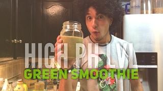 Green Vegetarian Smoothie Mix