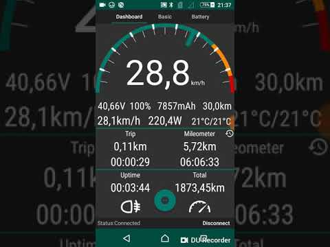 How to remove speed limit from Xiaomi M365 / Flashing