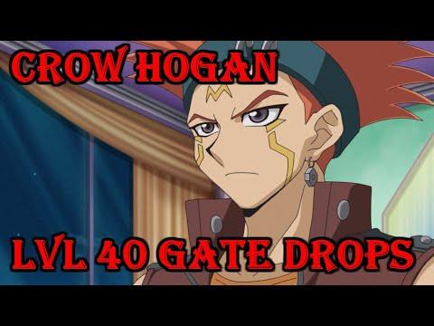 Crow Hogan lvl 40 Gate Drop/Rewards [F2P Yu-Gi-Oh! Duel