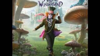Alice in Wonderland (Score) 2010- Proposal - Down the Hole