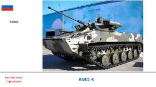 BMD-3, Armoured personnel carrier performance