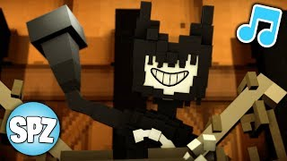 """Inside the Flood""- Bendy and the Ink Machine Music Video (Bendy Minecraft Animation)"