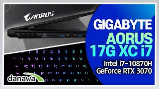 GIGABYTE AORUS 17G XC i7 (SSD 512GB)_동영상_이미지