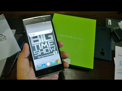 Alcatel One Touch Flash 2 Unboxing