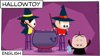 Monica Toy   Hallowtoy (S05E28) Halloween episode 2017