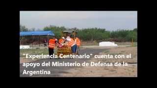 preview picture of video 'Experiencia Centenario- Base de Lanzamiento Chamical'