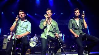 The Baseballs - Torn (live from Strings 'n' Stripes)