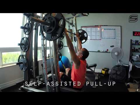 Self assisted Pull up - Exercise of the Week