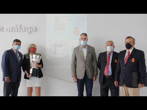 Presentación de la LXXX Copa Iberia de Golf