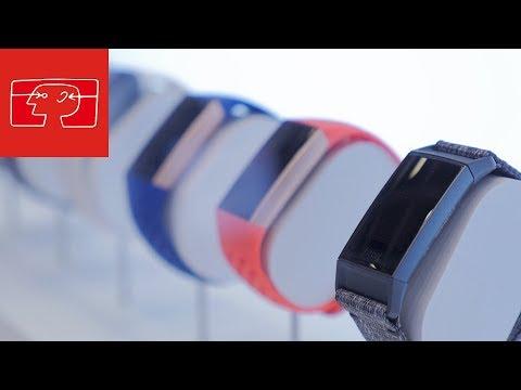 Fitbit Charge 3: Pfiffiger Fitness-Tracker auf der IFA