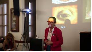 Derin Bakış   Pınar Aydın O'dwyer   TEDxAnkaraCitadel