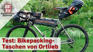 Test: Bikepacking-Taschen von Ortlieb