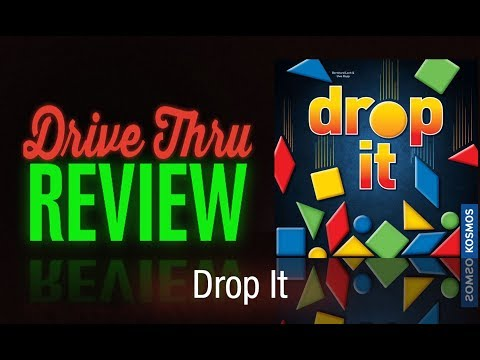 "[DriveThruReview] #631: ""Drop It Review"""