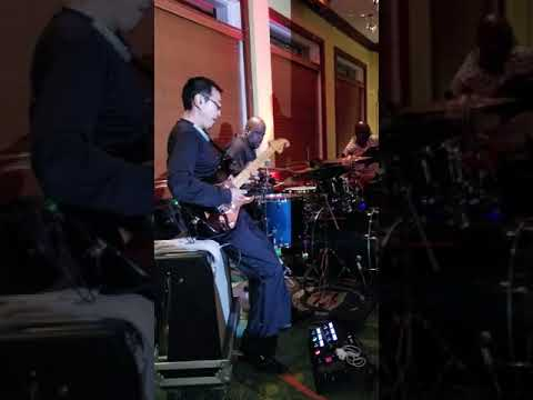 """Anticipation"", performed LIVE by the Too Laid Back Band"