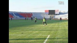 ФК «Енисей» проведет первый домашний матч