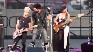 Adam Lambert - If I Had You/Naked Love - San Diego Fair 2013/07/02