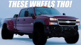 THE DADDYMAX DUALLY GETS NEW SHOES!