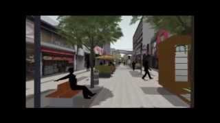 preview picture of video 'Proyecto de remodelación del microcentro - Gobierno de Tucumán'