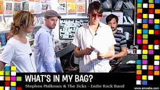 Stephen Malkmus And The Jicks   What's In My Bag?