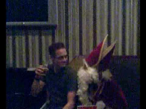 Sinterklaas in boxmeer