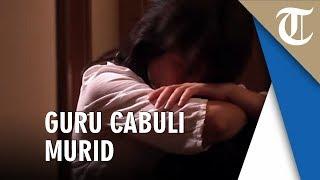Video Mesum Oknum Guru Jadikan Muridnya Budak Seks Tersebar di Kalbar, Ayahnya Syok ketika Melihat