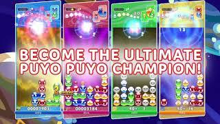 VideoImage1 Puyo Puyo Champions / ぷよぷよ eスポーツ