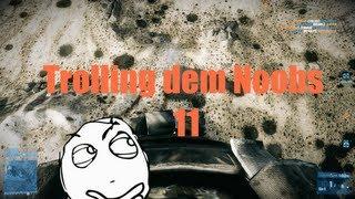 Battlefield 3 - Trolling dem Noobs 11