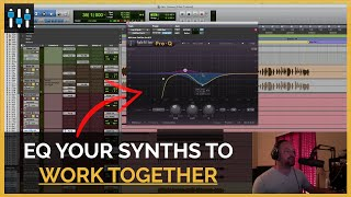 How to EQ Layered Synths in a Mix