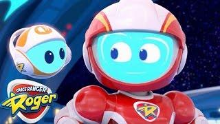 Space Ranger Roger | Episode 4 - 6 Compilation | Cartoons For Kids | Funny Cartoons For Children