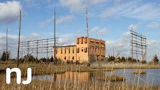 Derelict short-wave radio site in N.J. marsh to be dismantled