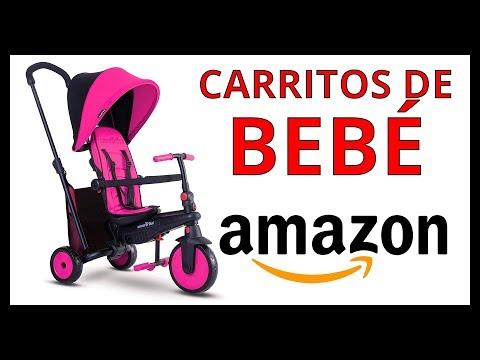 Los 7 CARRITOS DE BEBE 👦 más vendidos en AMAZON 2019