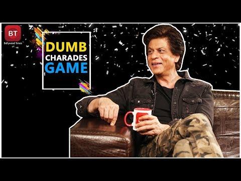 Shahrukh Khan Played Dumb-Charades With Devansh Patel