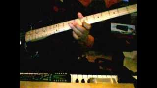 Joe Tex - Ain't Gonna Bump No More (With No Big Fat Woman) - Bass Cover