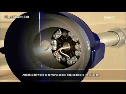 Electrical Temperature Measurement - Xtracto-Pad Installation Video