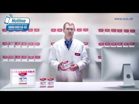 SOS Übelkeit-Lutschtabletten zur diätischen Behandlung von Übelkeit und Brechreiz