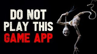"""Do not play the mobile game ""The Hunt Club"""" Creepypasta"